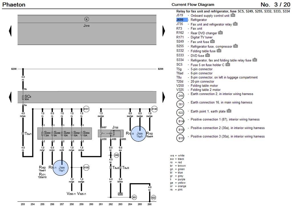 8162158429_bff919152f_b vwvortex com retrofitting a refrigerator to a phaeton  at arjmand.co