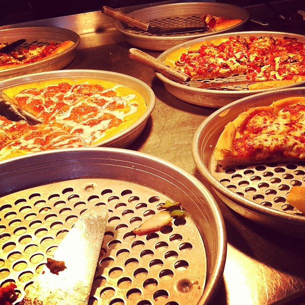 Pizza Hut Lunch Buffet Tradition Flickr Photo Sharing