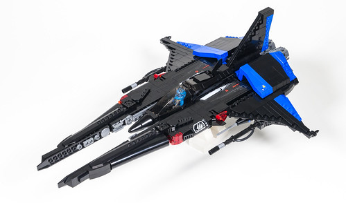 Vic Viper -- BP-8272 STEALTH -- MAIN