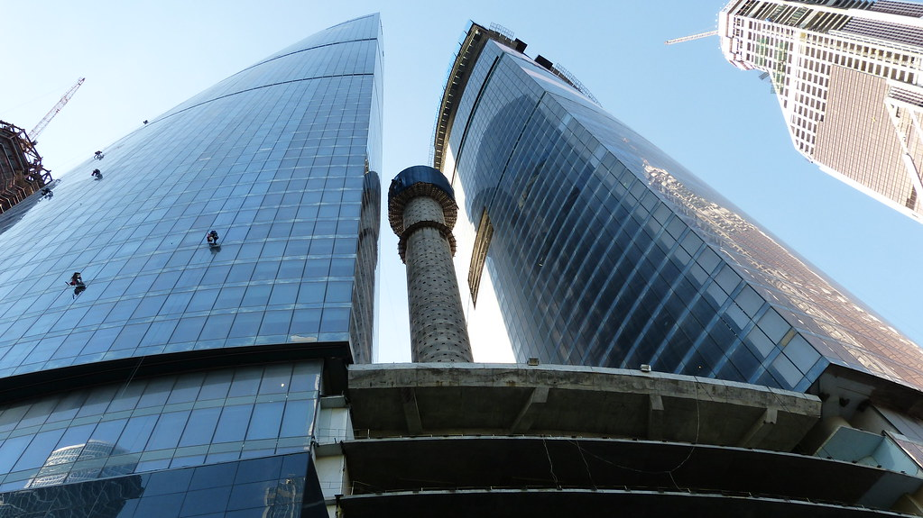 Federation Tower, Moscow