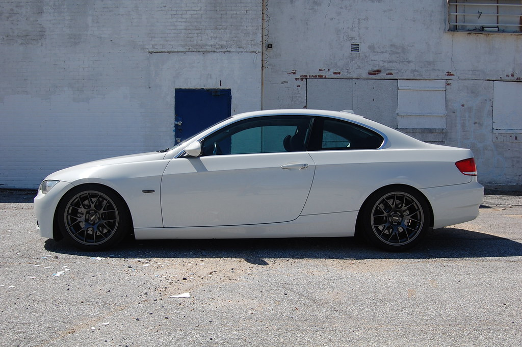 Fs 2007 Bmw 335i E92 Aw Bolt Ons Coilovers Apex Ec7