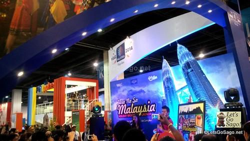 Tourism Malaysia Booth