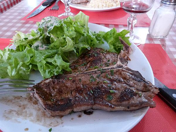 Côte de veau