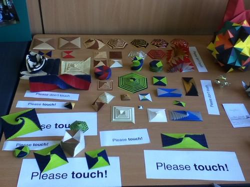 Blog Stuff British Origami Society Spring Convention 2014