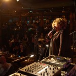 Rita Houston's live show from City Winery to celebrate 20 years at WFUV, with special guests. Photo by Gus Philippas