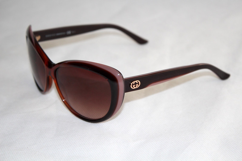 Gucci cateye sunglasses