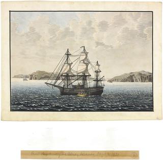 Short Stay among the Orkney Islands June 3, 1821 / Court séjour autour des îles Orkney, 3 juin 1821