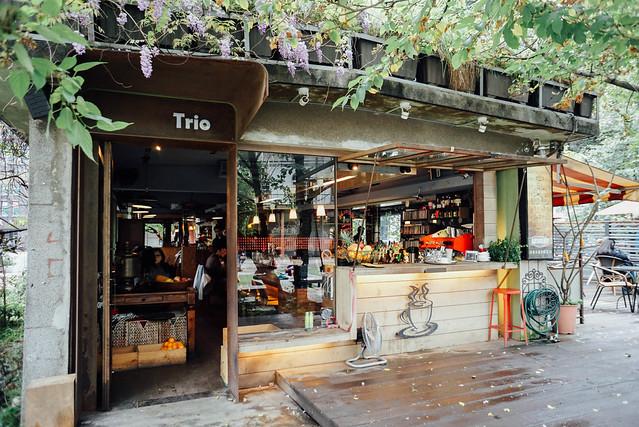 台北 • 三重奏 TRIO Cafe