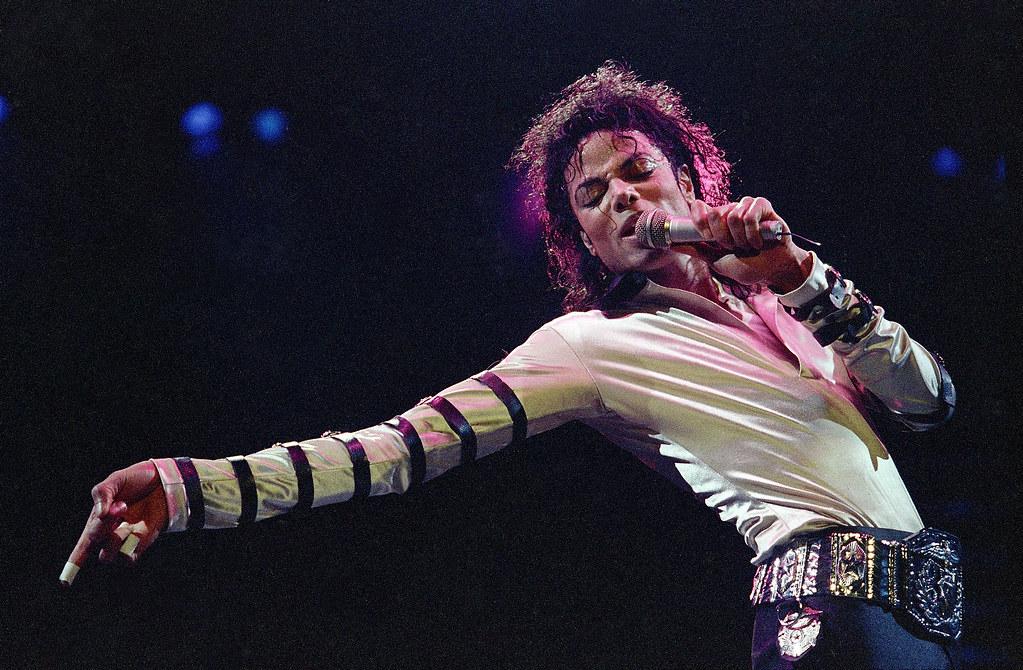 Сценический образ Майкла Джексона