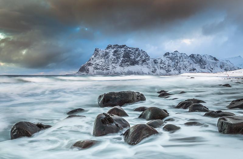 Sea Polished Boulders