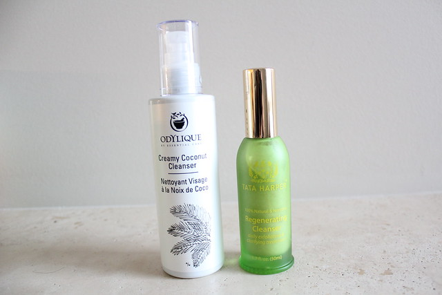 Odylique Creamy Coconut Cleanser review