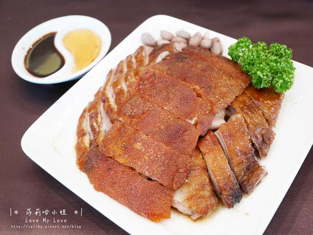 台北東區華漾大飯店港式飲茶 (18)