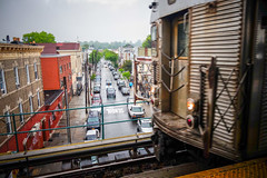 Crescent Street, Rain