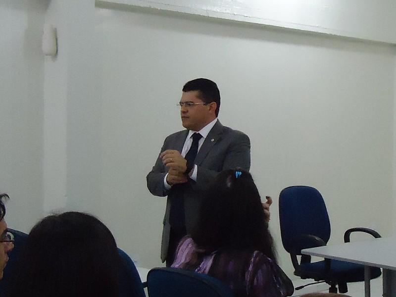 Abertura da XXXVIII Edição do Curso Preparatório para o Exercício da Advocacia