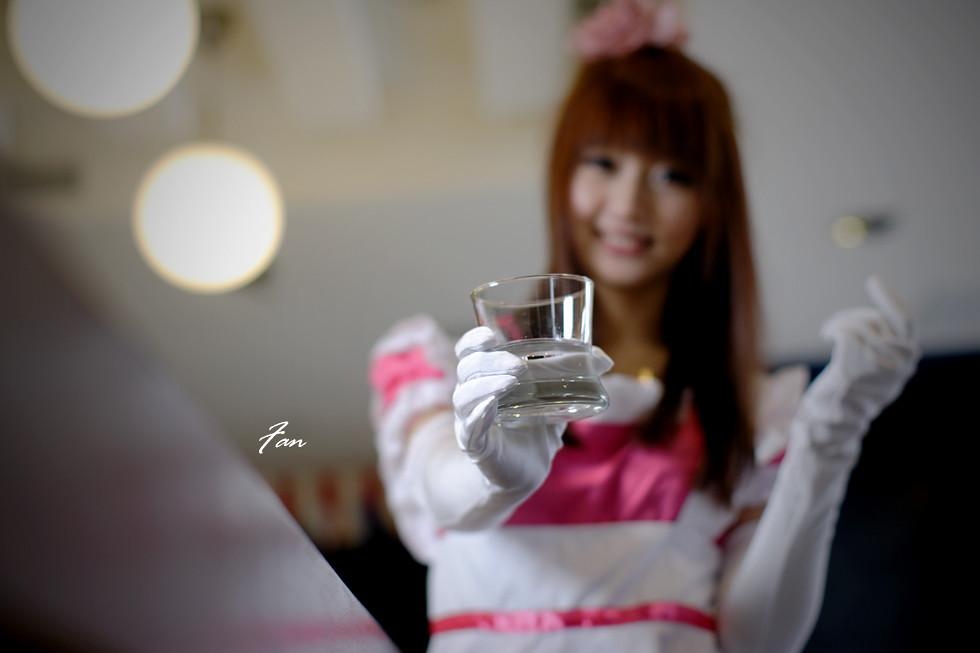 風情咖啡館女僕風 希希