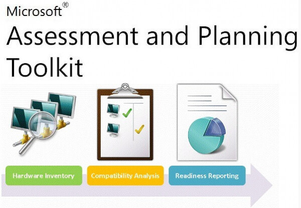 Microsoft Assessment and Planning (MAP) Toolkit version 6.5.4228.0