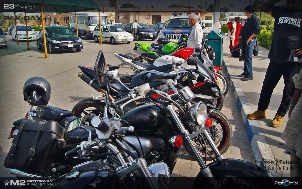 Fotorix Waleed - 23rd March 2012 BikerBoyz Gathering on M2 Motorway with Protocol - 6871378902 6439ecced6 b
