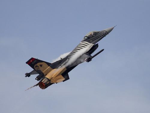 Turkish F16 Falcon