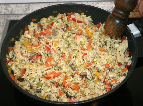 41 - Mit Salz & Pfeffer abschmecken / Taste with salt & pepper