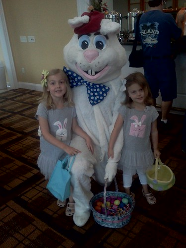 Easter Bunny at Bedford