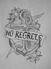 No Regrets A drawing I