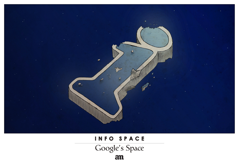 "Info Space ""Google's Space"""