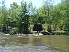 Old Nesbitt Bridge Abutments