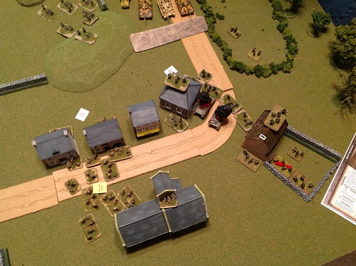 Battle of Stoumont