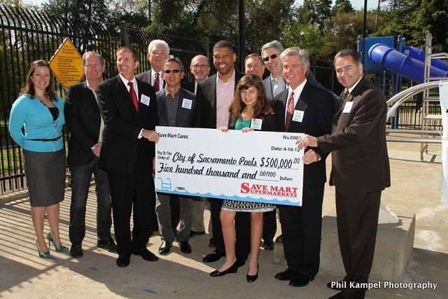 Save Mart Check Presentation
