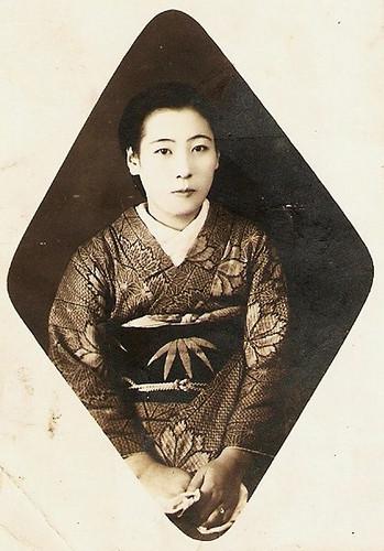 VintagePhotoAsianWoman