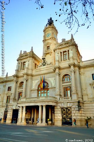 Casa Consistorial (Valencia, España)