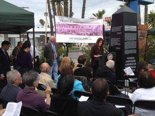 VJAMM memorial monument Venice Beach