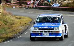 """III RallySprint """"San Segundo"""" 2012 - Pablo Biezma García/Alain Gómez Rivera - Renault 5 Turbo"""