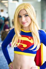 Wondercon 2012 – Supergirl