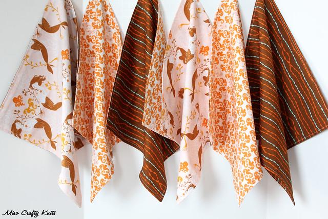 Mendocino Handkerchiefs