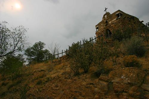 old rugged church