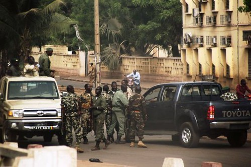 Malian military troops have staged a coup in the West African state. The government has failed to respond politically and militarily to a rebellion in the north of the country. by Pan-African News Wire File Photos