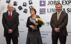 Lingua Show/Job Expo 2012
