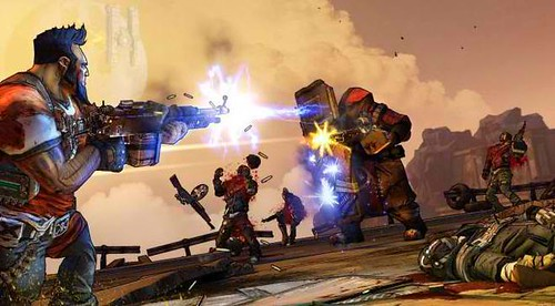 Watch Seven Minutes of Borderlands 2
