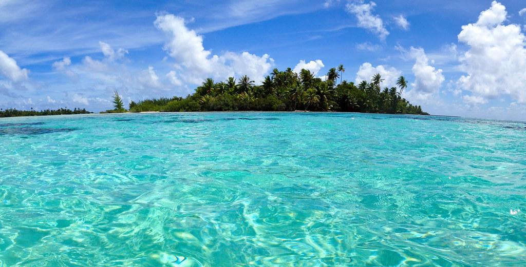 Rangiroa полинезия