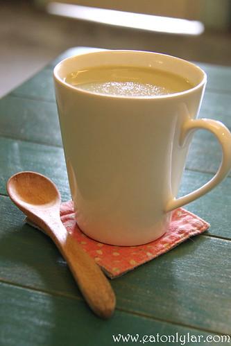 Soy Green Tea, Poco Homemade, Café & Atelier