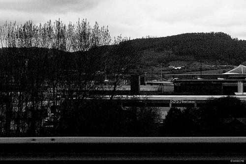 desde el asiento de atras - Ventanas by eMecHe
