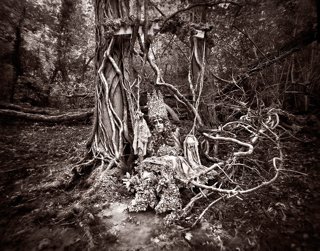 Kirsty Mitchell - Wonderland 'The Puppetry of Fools'