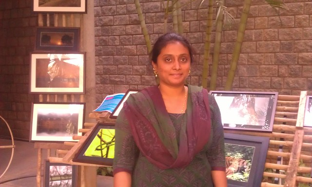 Anu Gracing the Gallery