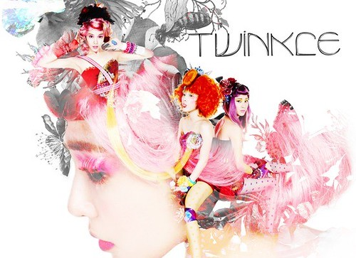 Girls Generation TTS   Twinkle (2012) (MP3 + iTunes Plus AAC M4A) [Mini Album]