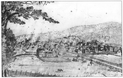 S.W. View of Chillicothe