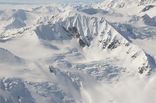 Into the Alaska Range
