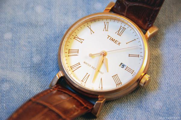aliciasivert, alicia sivertsson, timex, clock, klocka, ur, armbandsur