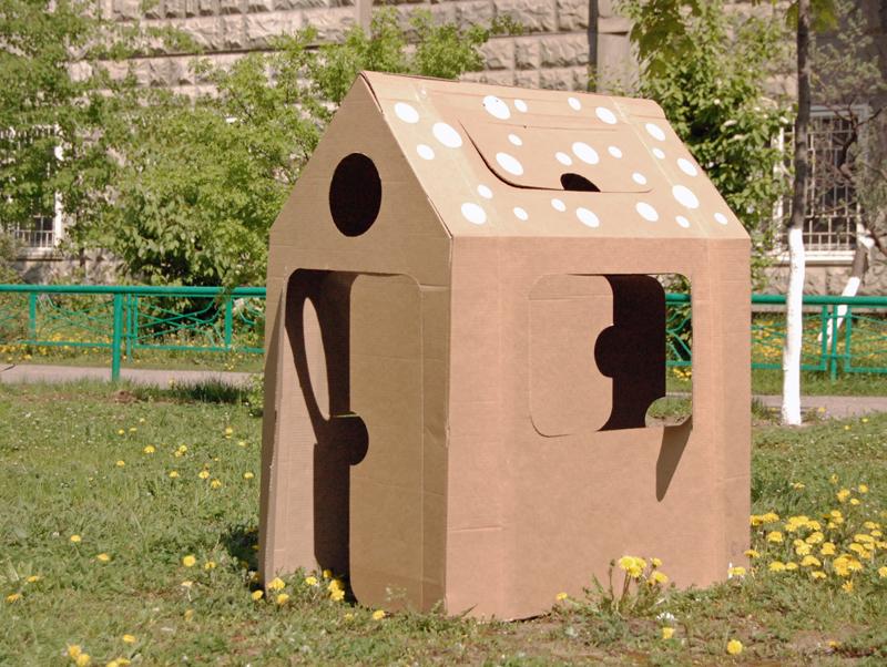 Cardboard house_003