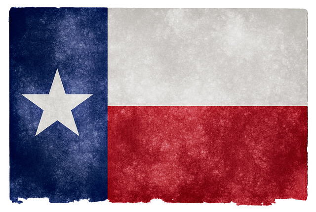 Texas Grunge Flag from Flickr via Wylio